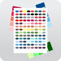COLORSURE™ PALETTE WITH COLOUR FINDER